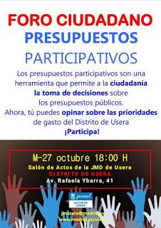 Comunicado del foro ciudadano / JMD