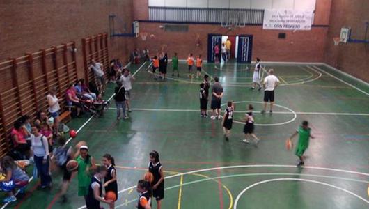 Torneo benéfico AD Curris-Pato Amarillo, celebrado por la asociación en Orcasur / PSOE USERA