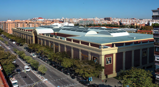 Proyección del centro comercial previsto junto al río Manzanares elaborada por su constructor / CC PLAZA RÍO 2